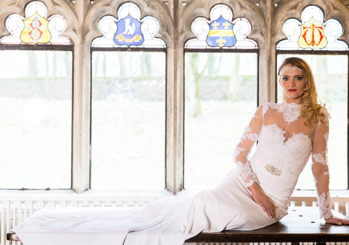 designer bridal gown stockport